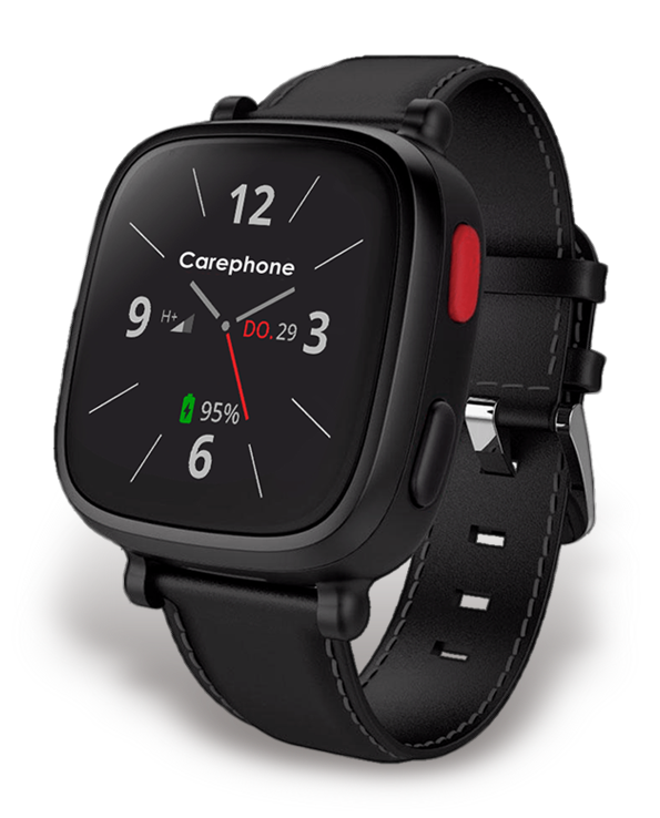 carephone gps watch